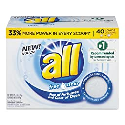 DVOCB456816 - All-Purpose Powder Detergent