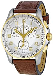 Victorinox Swiss Army Men's 241510 Silver Dial Chronograph Watch from Victorinox Swiss Army