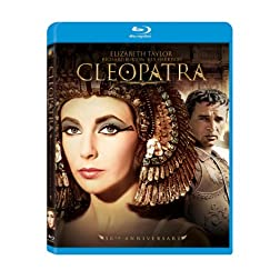 Cleopatra (50th Anniversary 2-Disc Edition) [Blu-ray]