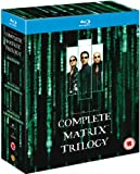 The Complete Matrix Trilogy Box Set [Blu-ray] [Import]