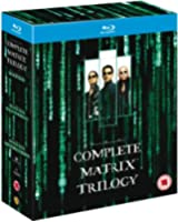 The Complete Matrix Trilogy [Blu-ray] [1999] [Region Free]