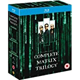 The Complete Matrix Trilogy (The Matrix / The Matrix Reloaded / The Matrix Revolutions) [Blu-ray] ~ Keanu Reeves