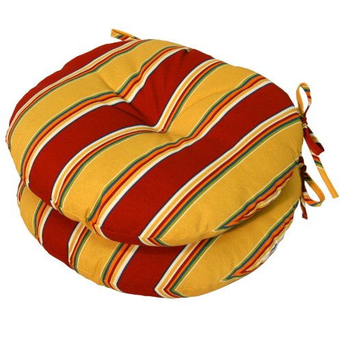 18 Round Patio Chair Cushions: Greendale Home Fashions 18-Inch Round Indoor/Outdoor
