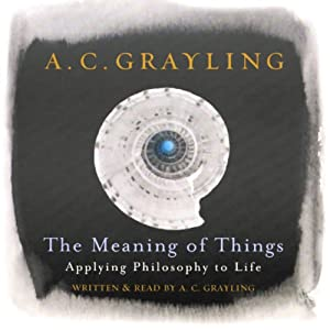 The Meaning of Things Audiobook