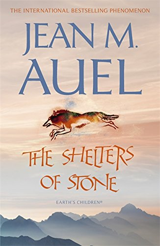 Anglais-the shelters of stone (Earths Children 5)