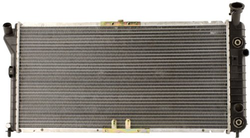 Shepherd Auto Parts 1 Row w/o EOC w/ TOC OEM Style Complete Replacement Radiator (99 Pontiac Montana Oem Parts compare prices)