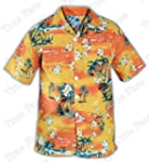Mens Boys TrueFace Hawaiian Short Sle...
