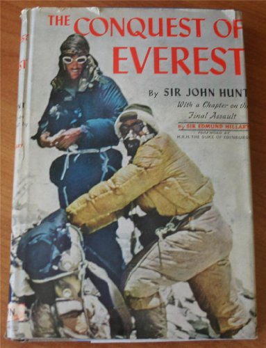 The Conquest of Everest., John Hunt