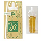 PETボトル用便利キャップ Bocap シンプル紐(白)