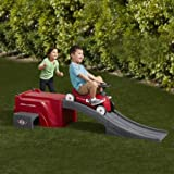 Radio Flyer Flyer 500 Ride-on Car (Color: Red, Tamaño: 14.25L x 10W x 22H in.)