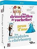 Image de Jacques Demy - Les demoiselles de Rochefort + Peau d'Âne + Les parapluies