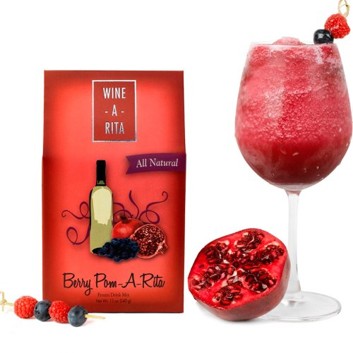 Berry Pom-A-Rita by Wine-A-Rita | Wickedly Wine | Top Wine Products