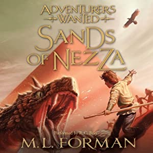 Sands of Nezza Audiobook