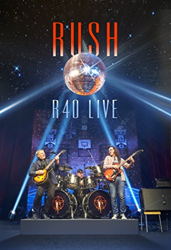Blu-ray : Rush - R40 Live (Digipack Packaging)