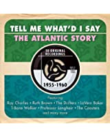 Tell Me What I'd Say - The Atlantic Story