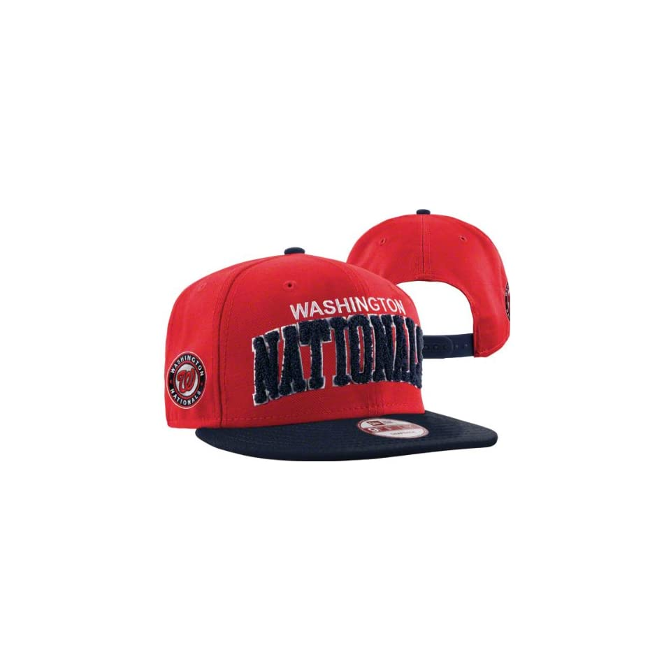 a7c2d9da153 Washington Nationals 9FIFTY Chenielle Snapback Hat on PopScreen