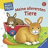 ministeps® Bücher: Meine allerersten Tiere: Ab 9 Monaten