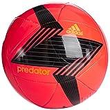 Predator Glider - Football Red Infrared/Black/Neon Orange Size:4 (EU)