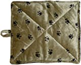 Slumber Pet Thermal Cat Mat - Color Gray