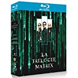 Coffret Matrix La trilogie 3 Blu-Ray : Matrix + Matrix Reloaded + Matrix Revolutionspar Keanu Reeves
