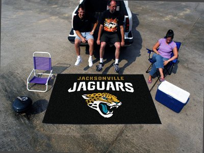 Fanmats Jacksonville Jaguars Team Ulti-Mat