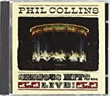 echange, troc Phil Collins - Serious Hits... Live !