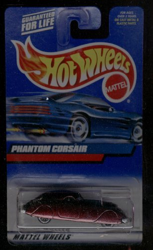 Hot Wheels 2000-099 Phantom Corsair 1:64 Scale - 1