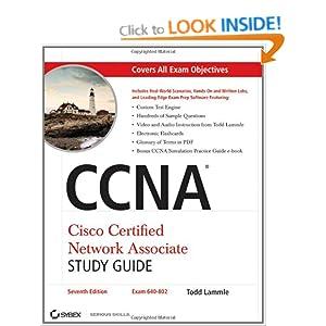 ccna certification books