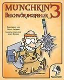 Toy - Pegasus Spiele 17213G - Munchkin 3 Beschw�rungsfehler