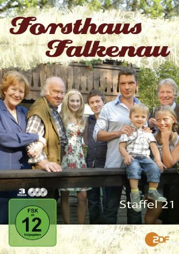 Forsthaus Falkenau - Staffel 21 [3 DVDs]