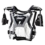 Thor Motocross Youth Toddler Quadrant Protector - One size fits most/Clear/Black