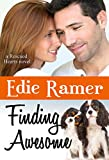 Finding Awesome (Rescued Hearts Book 4)