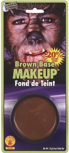 Brown Base Makeup