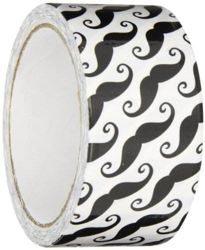 SHURTECH BRANDS 240142 1.88 by 10 Mustache Tape