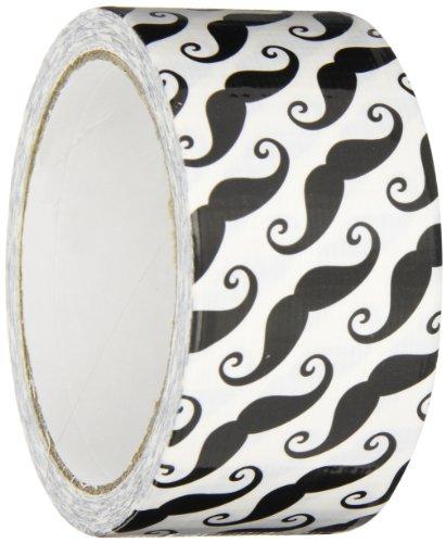 SHURTECH BRANDS 240142 1.88 by 10 Mustache Tape