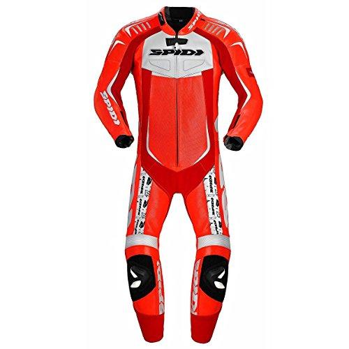 Spidi Mono Track Wind Replica Ducati 50 Rojo Fluo