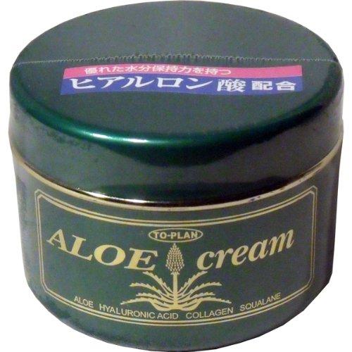 ヒアルロン酸配合アロエスキンクリーム 170g
