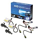 HID LIGHT KIT H7 10000K Xenon High Intensity Discharge Conversion Kit