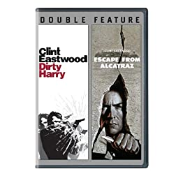 Dirty Harry / Escape From Alcatraz