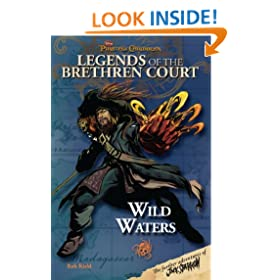 Pirates of the Caribbean: Legends of the Brethren Court: Wild Waters (Pirates of the Caribbean: Jack Sparrow)