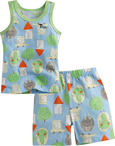 Infant Summer Pajamas front-579901