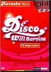 DVD KARAOKE DISCO WILL SURVIVE VOL.02