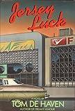 img - for Jersey luck: A novel book / textbook / text book