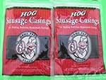 *TWO PACKS* of Natural Hog Sausage Ca...