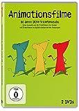 DVD Cover 'Animationsfilme - 60 Jahre DEFA-Trickfilmstudio [2 DVDs]