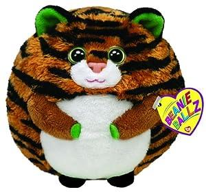 Ty Beanie Ballz Monaco The Tiger (Medium)