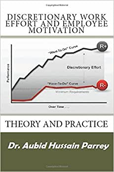 Discretionary Work Effort And Employee Motivation: Theory And Practice