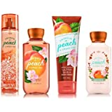 Bath & Body Works GEORGIA PEACH & SWEET TEA Gift Set ~ Fragrance Mist...