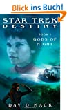 Star Trek: Destiny #1: Gods of Night: Gods of the Night