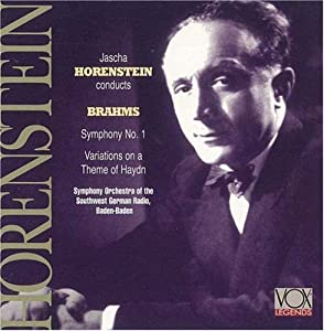 Symphony No. 1 & Variations on a Theme of Haydn